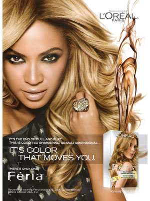 Allure, Mar 2011. Beyonce