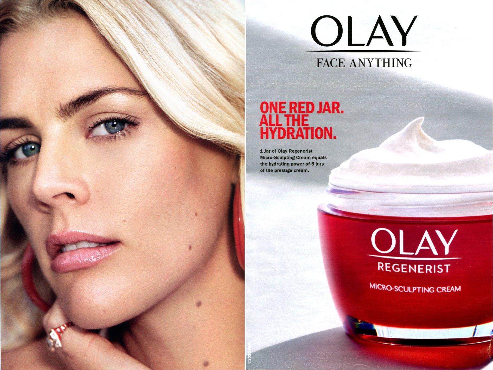 Busy Philipps for Olay Regenerist