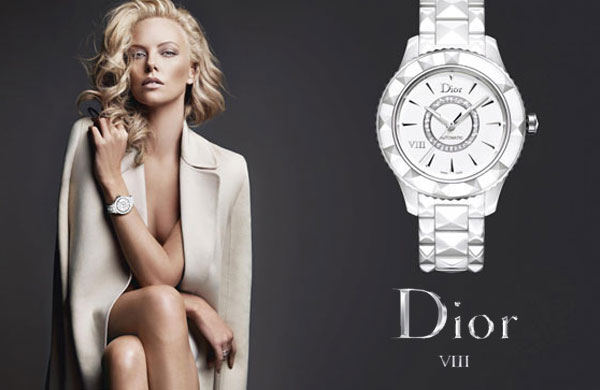 Charlize Theron Dior celebrity endorsements