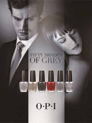 Dakota Johnson for OPI