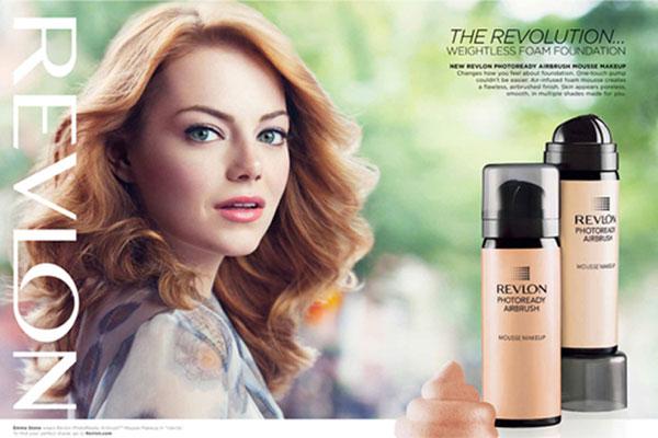 Emma Stone Actress Celebrity Endorsements Celebrity Advertisements Celebrity Endorsed Products