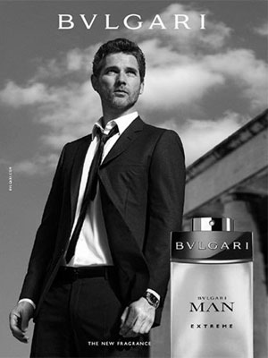 Eric Bana Bulgari celebrity endorsement ads