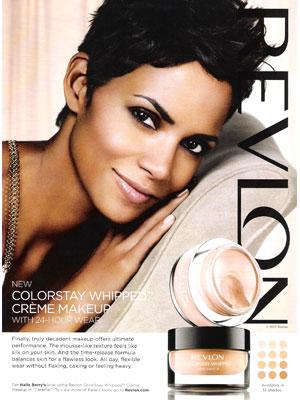 Halle Berry, Actress - Revlon : Celebrity Endorsements, Celebrity ...