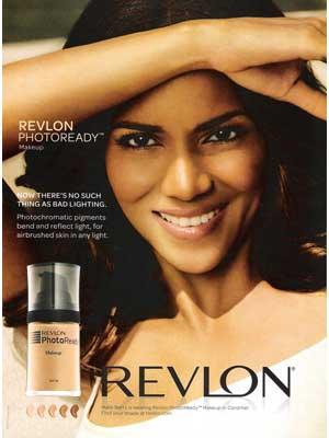 Halle Berry Revlon