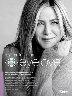 Jennifer Aniston Shire