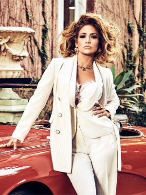 Jennifer Lopez Marciano 2020 fashion ads