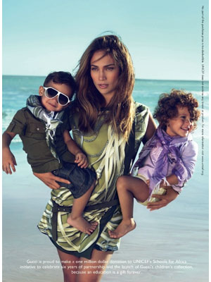 how old are jennifer lopez kids 2011. Jennifer Lopez and Kids Gucci