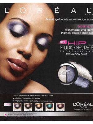 L'OREAL HIP Eyeshadow | KEYS2BEAUTIES