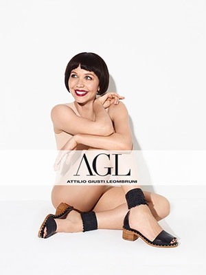 Maggie Gyllenhaal AGL Celebrity Endorsement Ads