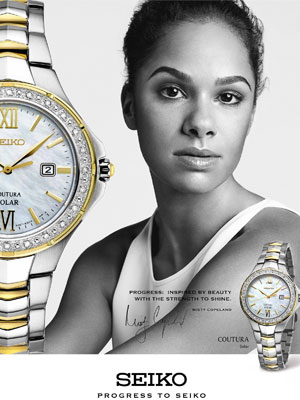 Celebrity fashionation celebrity endorsement ads for Celebrity seiko watch