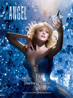 Naomi Watts Thierry Mugler Angel