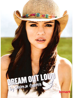 Dream  Loud Selena Gomez Website on Selena Gomez   Dream Out Loud  2011