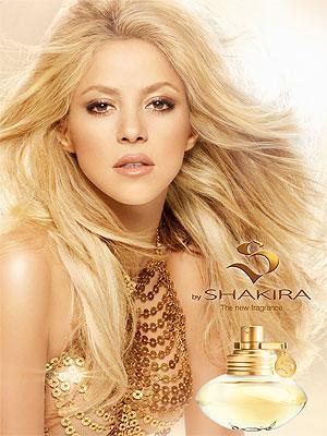 Shakira, Singer - Celebrity Endorsements, Celebrity ...  Shakira
