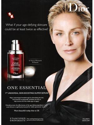Sharon Stone perfume