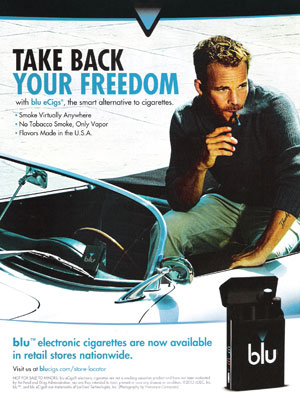 Stephen Dorff blu celebrity endorsement ads