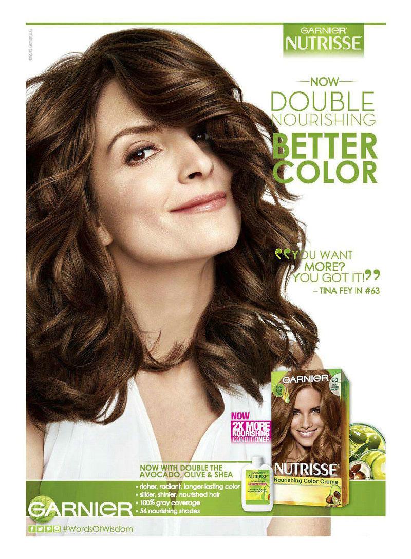 Tina Fey Actress Celebrity Endorsements Celebrity Advertisements