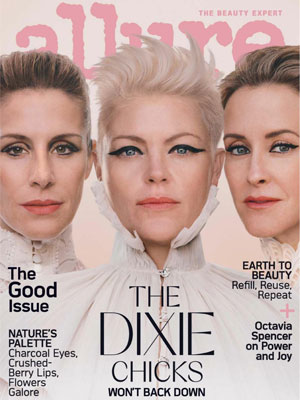The Dixie Chicks Allure April 2020