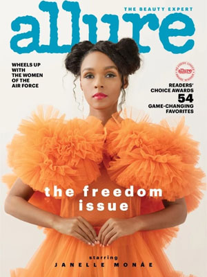 Janelle Monae Allure July 2018