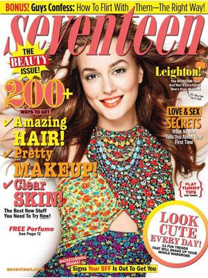 feb 2011 fashion magazine celebrity endorsement